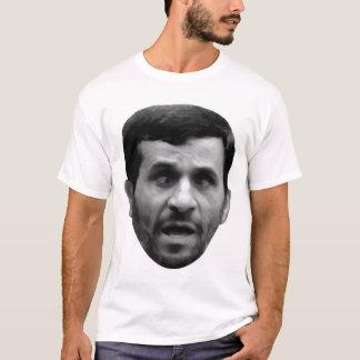 Camiseta Eleição customizável de Mahmoud Ahmadinejad Irã