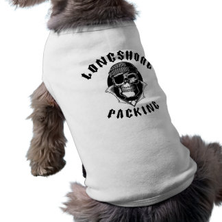 Camiseta Embalagem de Longshore