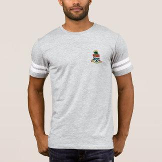 Camiseta emblema de Cayman Islands