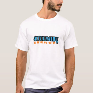 Camiseta Energia alternativa