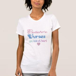 Camiseta Enfermeira pediatra