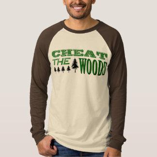 Camiseta Engane as madeiras 2