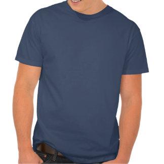 """Camiseta engraçada do humor do """"polvo"""" do golfe"""