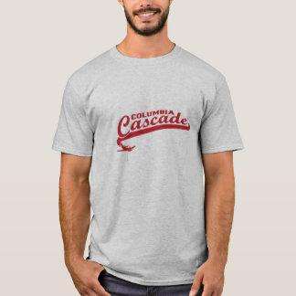 Camiseta Engrenagem da cascata de Colômbia