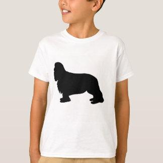 Camiseta Engrenagem descuidado do Spaniel de rei Charles