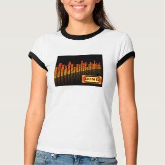 Camiseta equalizador do ding