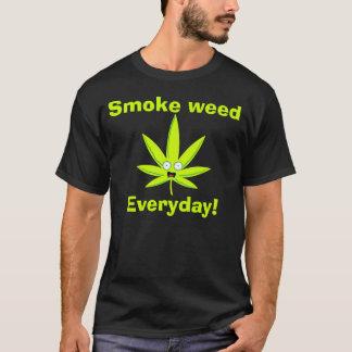 Camiseta Erva daninha do fumo