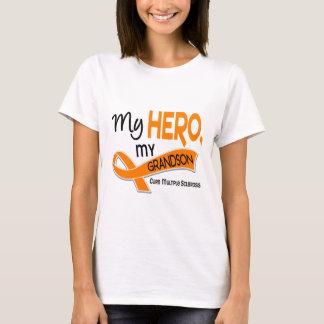 Camiseta Esclerose múltipla do MS MEU HERÓI MEU NETO 42