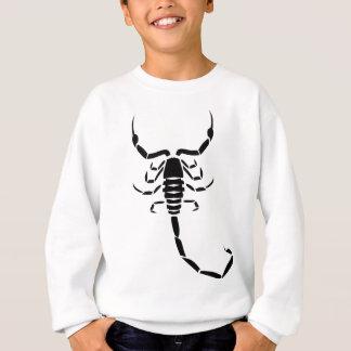 Camiseta Escorpião preto
