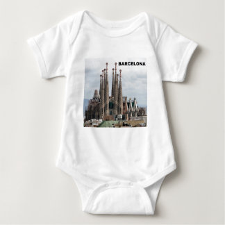 Camiseta ESPANHA de SAGRADA FAMILIA BARCELONA (St.K)