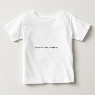 Camiseta Espanhol-Cavalo