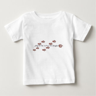 Camiseta Espanhol-Dragão
