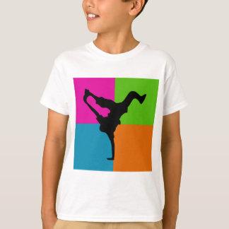 Camiseta esportes extremos - capoeira