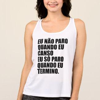Camiseta Esportiva Motivation - Eu Não Paro