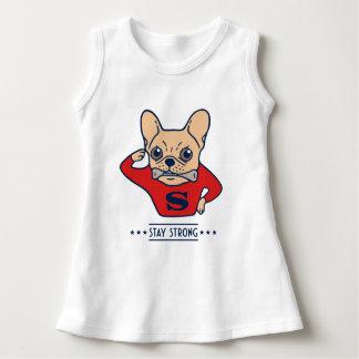 Camiseta Estada forte com Frenchie super