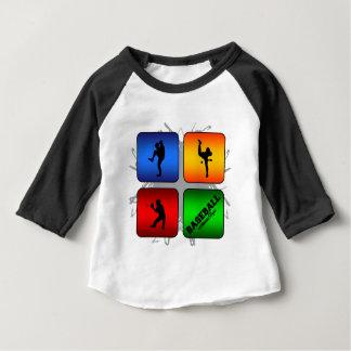 Camiseta Estilo urbano do basebol surpreendente