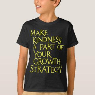 Camiseta Estratégia do crescimento