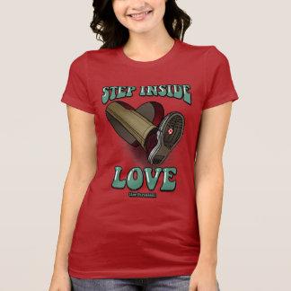 Camiseta Etapa dentro do amor - o Tshirt cabido das