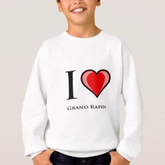 Camiseta Eu amo Grand Rapids