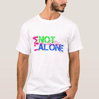 Camiseta Eu não estou sozinho pelo mphdesign