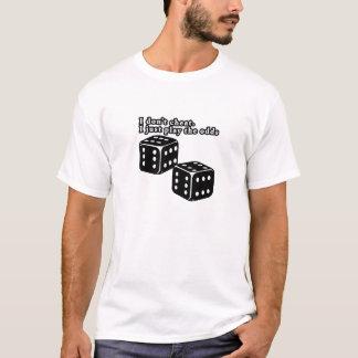 Camiseta Eu não me engano