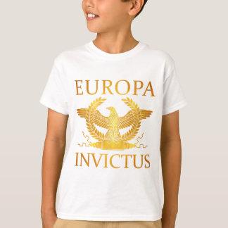 Camiseta Europa Invictus