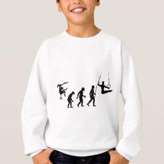 Camiseta Evolução da ginástica