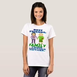 Camiseta Família dos melhores amigos