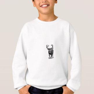 Camiseta Fanfarrão do troféu dos cervos de mula