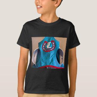 Camiseta Faróis intermitentes fora