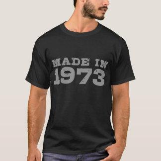 Camiseta Feito em 1973
