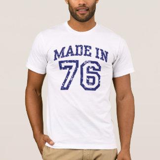 Camiseta Feito em 76