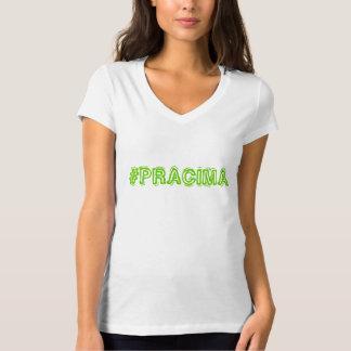Camiseta feminina Jersey Be