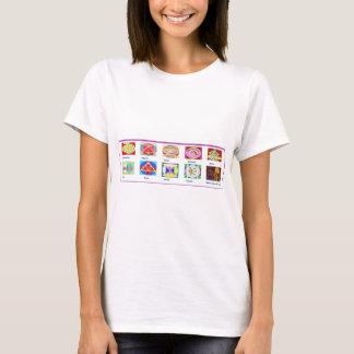 Camiseta Ferramentas mestras de Reiki - ofertas dos