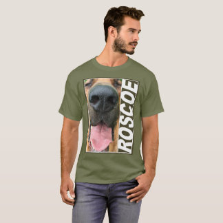 Camiseta Fim-Acima de Roscoe