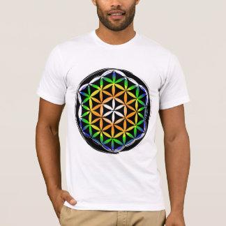 Camiseta flor da vida