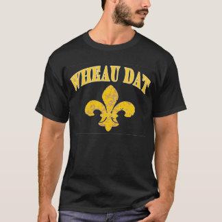 Camiseta Flor de lis de Wheau Dat