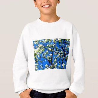 Camiseta Flores da neve