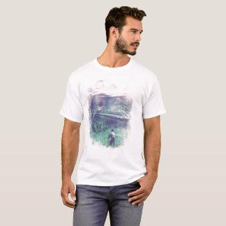 Camiseta Floresta desvanecida