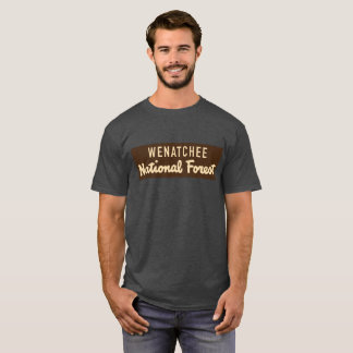 Camiseta Floresta nacional de Wenatchee