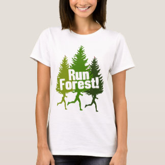 Camiseta Floresta Running