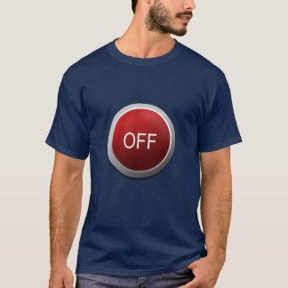 Camiseta FORA do T do BOTÃO