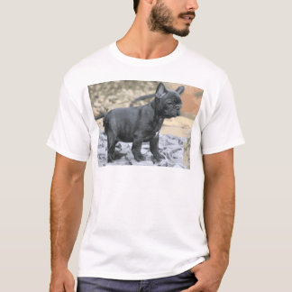 CAMISETA FRENCHIE AZUL