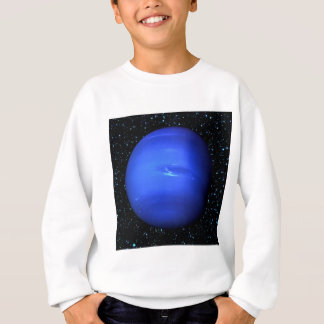 Camiseta Fundo da estrela de NETUNO do PLANETA (sistema