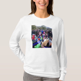 Camiseta fundraising da capela da criança