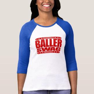 Camiseta GANHOS de BALLER - gângster da estada, despeito