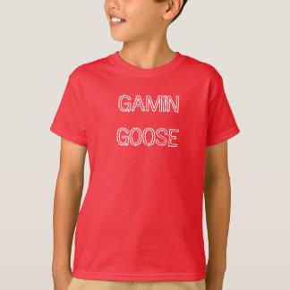 Camiseta ganso do gamin