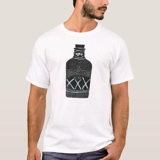 Camiseta Garrafa do álcool