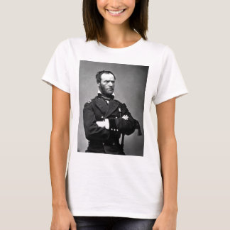 Camiseta General William Tecumseh Sherman, 1865.