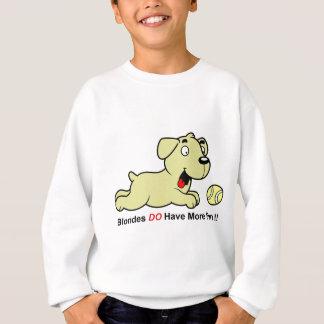 Camiseta Golden retriever - os louros têm mais divertimento